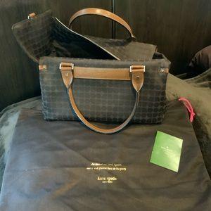 Authentic Vintage Kate Spade Handbag. Like New!
